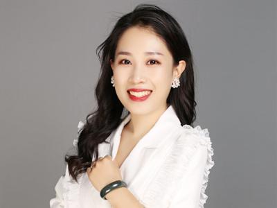 女主持张琪-简结·培训
